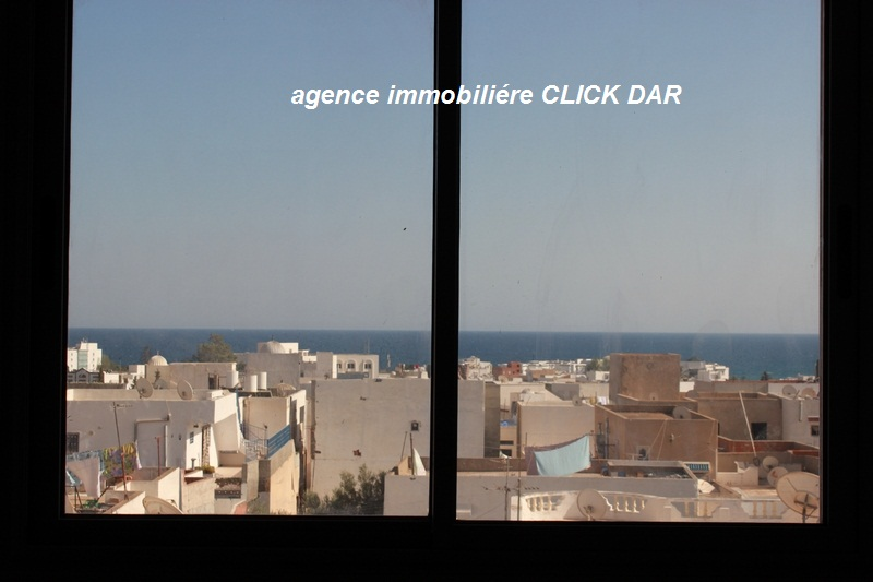 APPARTEMENT DARINE – HAMMAMET CENTRE