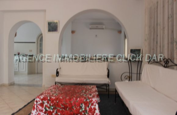 APPARTEMENT SIBELLE – HAMMAMET CENTRE