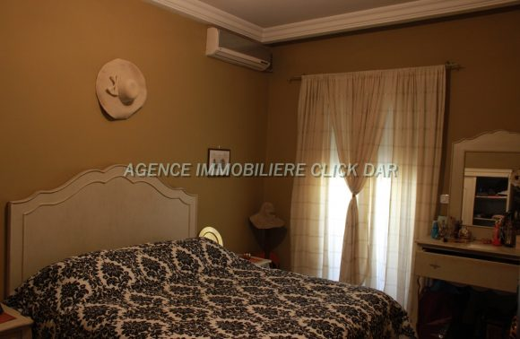 APPARTEMENT ANNA – HAMMAMET CENTRE