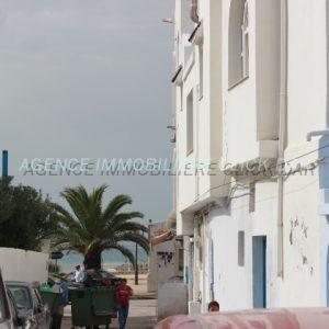 MAISON ARABE RACHIDA – HAMMAMET CENTRE