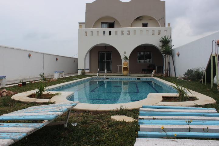 Villa lydia hammamet courte duree clickdar agence immobiliere hammamet - Duree vente immobiliere ...